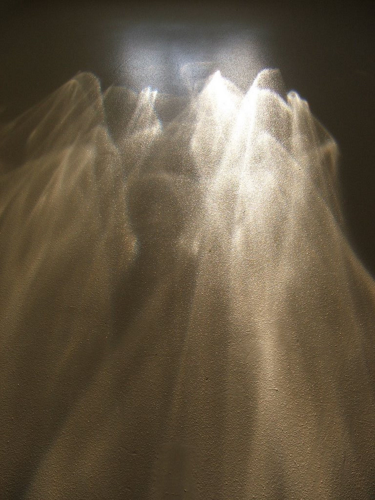 Ghostly dance texture