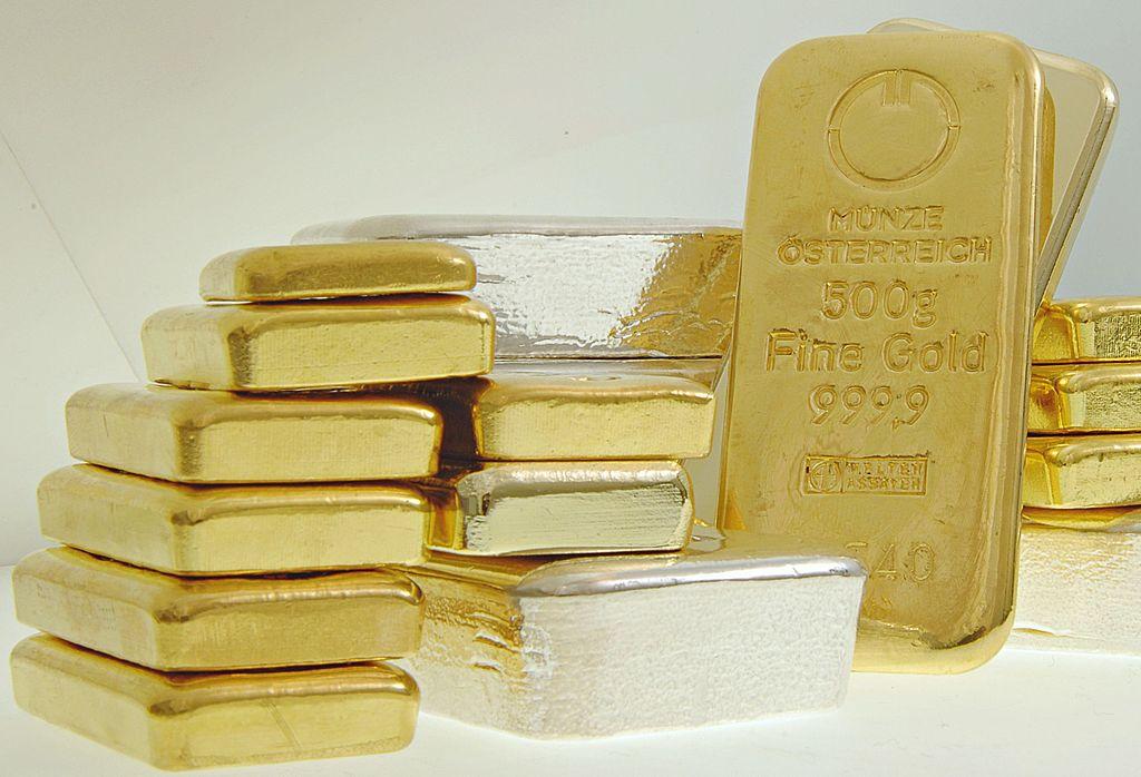 Goldundco-Anlagegoldbarren