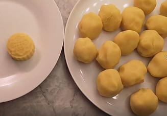 forming dough