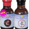 monkey and dragon sauces